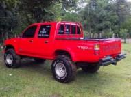 Camioneta toyota Hilux año 91