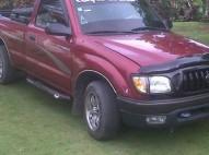 Camioneta toyota tacoma 2001