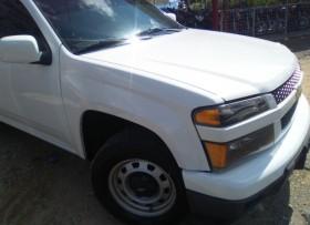 Camioneta Chevrolet COLORADO 2011 en oferta