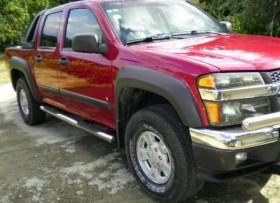 Camioneta Chevrolet colorado 2006 confor