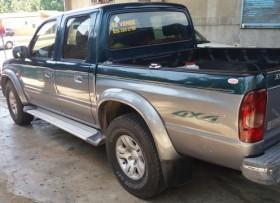 Camioneta Mazda B2500 2006 4x4 diesel