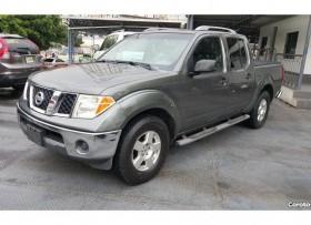 Camioneta Nissan frontier se 2008