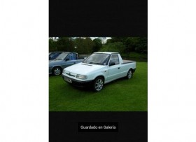 Camioneta Skoda Pick up 2000