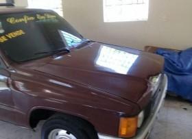 Camioneta Toyota Hilux 1986
