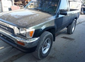 Camioneta Toyota Pick up 94 4x4