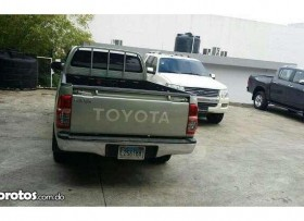 Camioneta Toyota hilux