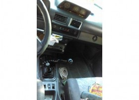 Camioneta Toyota hilux 1988