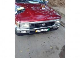 Camioneta Toyota hilux 93