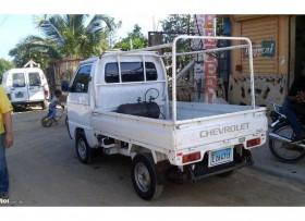 Camioneta chevrolet camp 2008