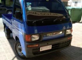 Camioneta daihatsu hijet 2005