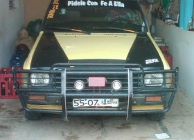 Camioneta toyota 1987