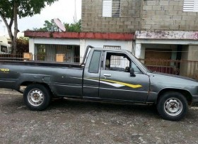 Camioneta toyota 86