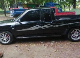 Camioneta toyota hilux 1989 con un motor 3vz