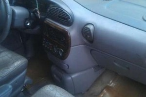 Caravan Chrysler Town Country 1997