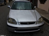 Carro Honda Civic 2000