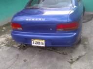 Carro Subaru Impreza del 2001