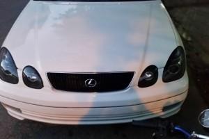Carro lexus GS 400