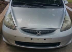 Carro Honda Fit 2006