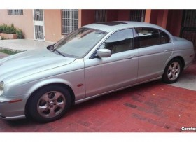Carro Jaguar S Type 2001