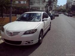 Carro Mazda 3 2005