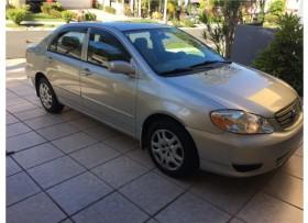 Carro Toyota Corolla 2003