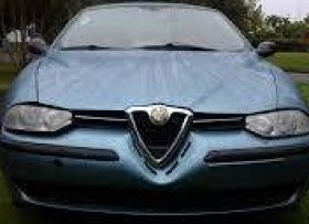 Carro alfa romeo 156  2001 select speed