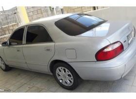 Carro mazda 626 2000