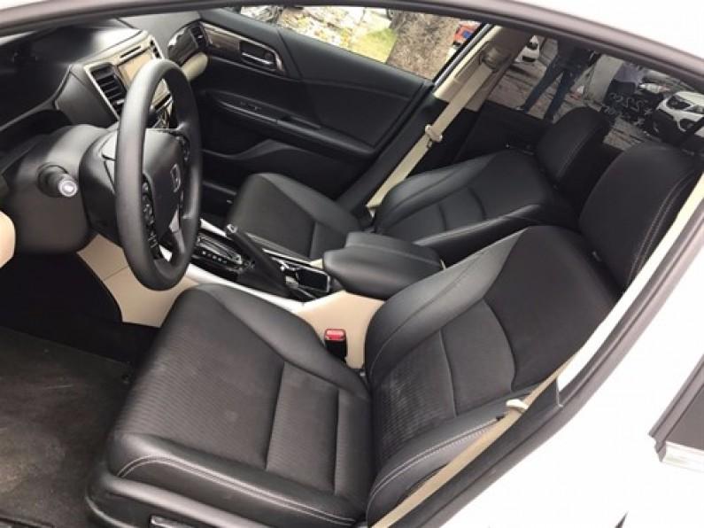 Carros usados Honda Accord 2016