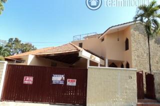 Casa En Alquiler  Los Pinos  Santo Domingo