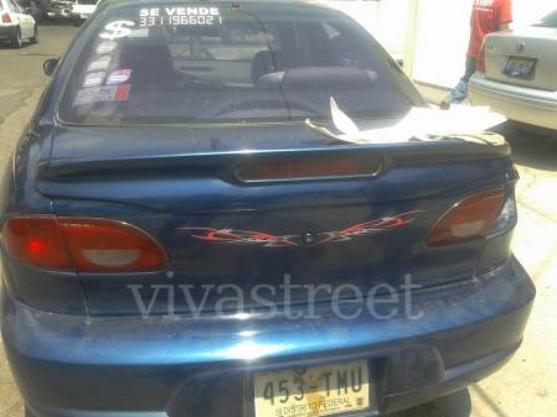 Cavalier 2002 Turbo con chip deportivo