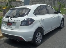 Chana Alsvin 2011 Hatchback
