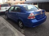 Chevrolet Aveo 2011 recien importado