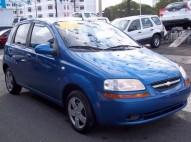 Chevrolet Aveo 5 2008