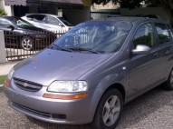 Chevrolet Aveo HACHTBACK LS 2008