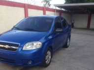 Chevrolet Aveo LT 2007