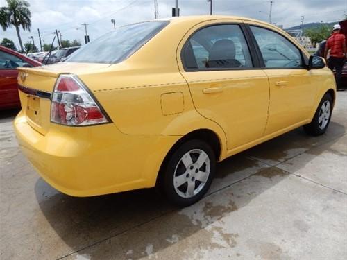 Chevrolet Aveo LT 2010