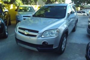 Chevrolet Captiva 2007 con 3 Filas de Asientos
