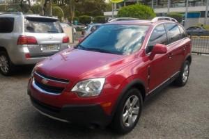 Chevrolet Captiva Sport 2013