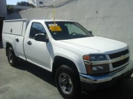 Chevrolet Colorado 2011 Work Truck Cabina Regular