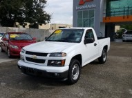 Chevrolet Colorado LT W1LT 2012