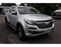 Chevrolet Colorado LTZ 2017 Nuevo diseño
