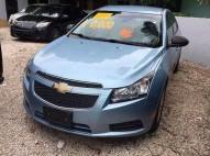 Chevrolet Cruze 2011 Recien Importada