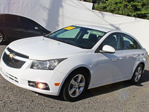 Chevrolet Cruze 2013 LT Impecable Oportunidad