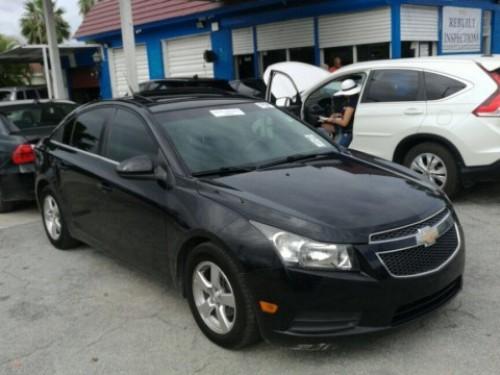Chevrolet Cruze Turbo