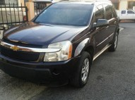 Chevrolet Equinox special edition 2006