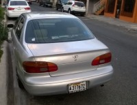 Chevrolet Geo Prizm 1999 impecable Oportunidad