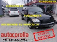 Chevrolet HHR 2008 Furgoneta