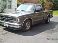 Chevrolet S10 1986