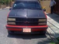 Chevrolet Silverado 1992 y Gas