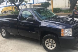 Chevrolet Silverado 2011